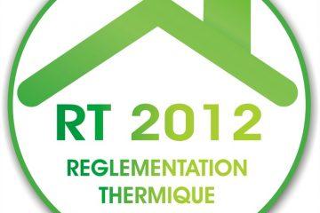 RT 2012 règlementation