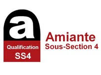 Amiante sou section 4